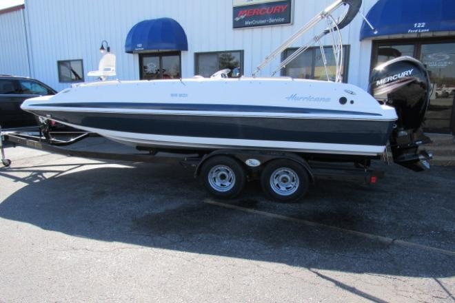 2017 Hurricane SS 201 OB  - For Sale at Osage Beach, MO 65065 - ID 127353