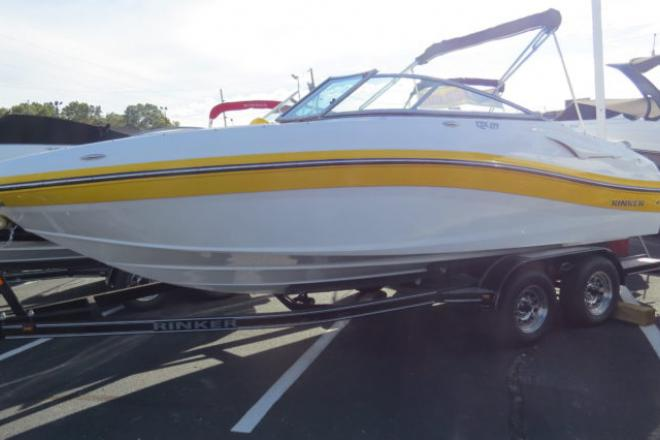 2017 Rinker 21QX - For Sale at Osage Beach, MO 65065 - ID 127356