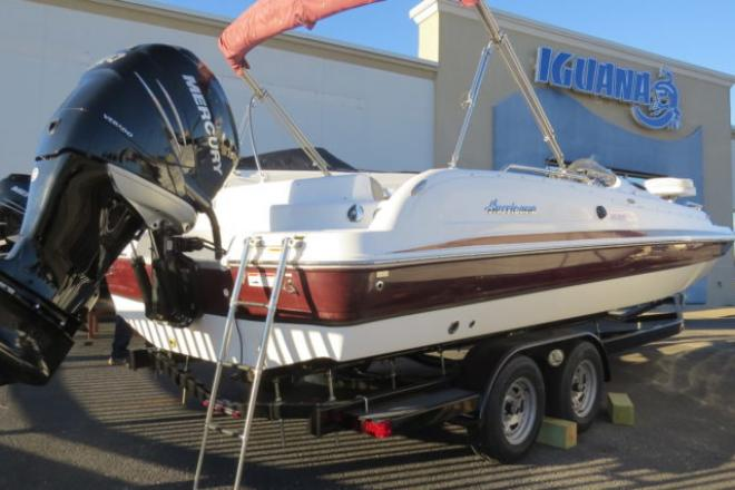 2017 Hurricane SS 232 OB - For Sale at Osage Beach, MO 65065 - ID 127359