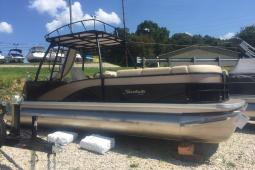 2017 Sweetwater 255 SDP