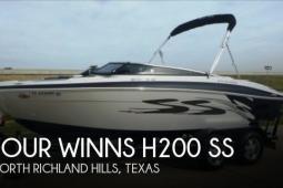 2012 Four Winns H200 SS