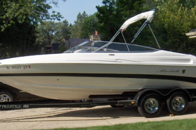 2004 Mariah SX-22 - For Sale at Johnsburg, IL 60051 - ID 127607