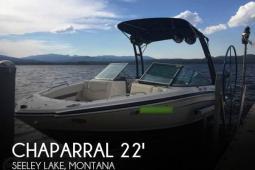 2014 Chaparral 216 SSI WT