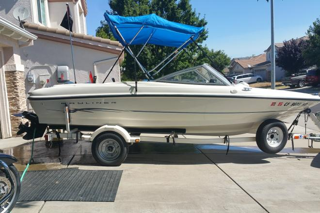 2005 Bayliner 175BR - For Sale at Elk Grove, CA 95758 - ID 127766