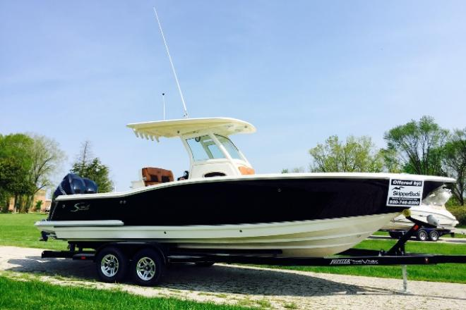 2016 Scout 275 LXF - For Sale at Sturgeon Bay, WI 54235 - ID 95769