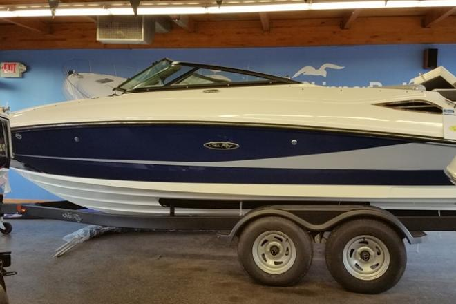 2017 Sea Ray SDX 220 - For Sale at Madison, WI 53701 - ID 97557