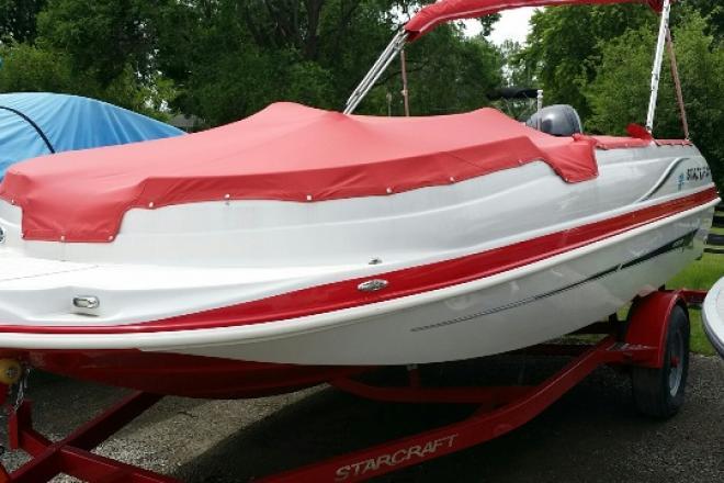 2017 Starcraft Limited 1915 OB - For Sale at Oshkosh, WI 54901 - ID 111212