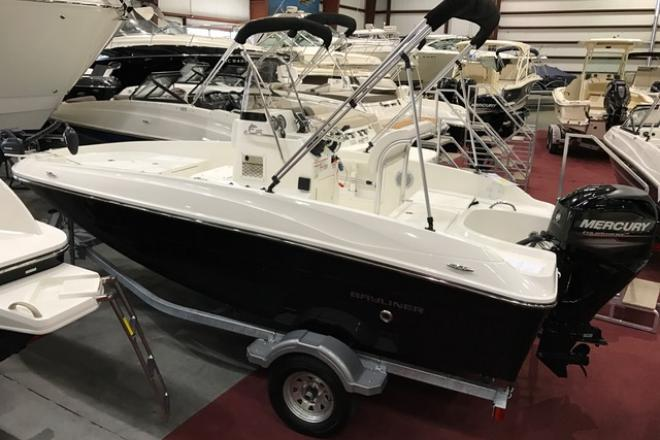 2017 Bayliner Element F16 - For Sale at Grand Haven, MI 49417 - ID 102739