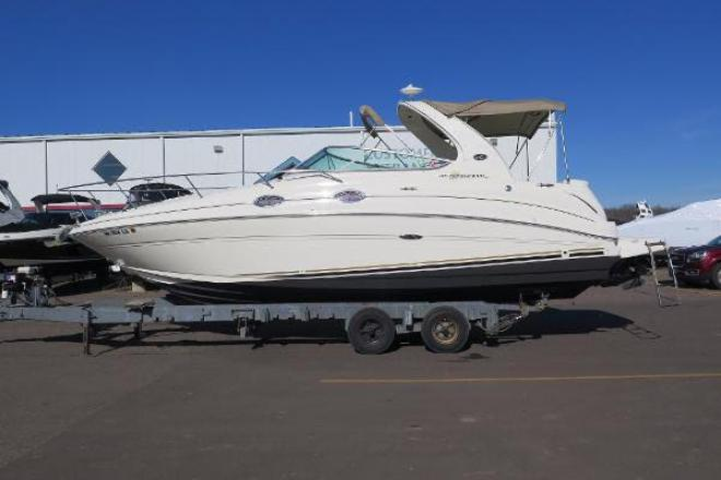 2003 Sea Ray 280 Sundancer - For Sale at Excelsior, MN 55331 - ID 127810