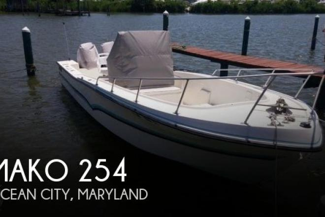 1984 Mako 254 - For Sale at Ocean City, MD 21842 - ID 127013