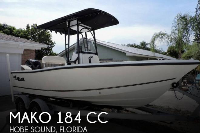 2014 Mako 184 CC - For Sale at Hobe Sound, FL 33455 - ID 110063