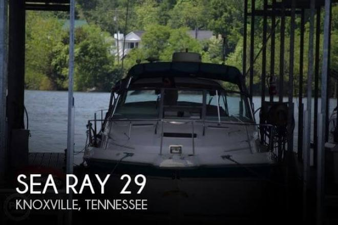 1995 Sea Ray 290 Sundancer - For Sale at Knoxville, TN 37901 - ID 105683