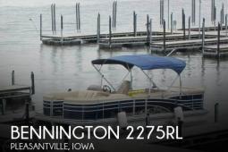 2012 Bennington 2275RL