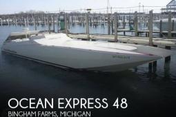 2003 Ocean Express 48