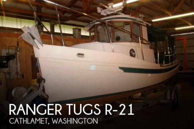 1993 Ranger Tugs R-21 - For Sale at Cathlamet, WA 98612 - ID 32261