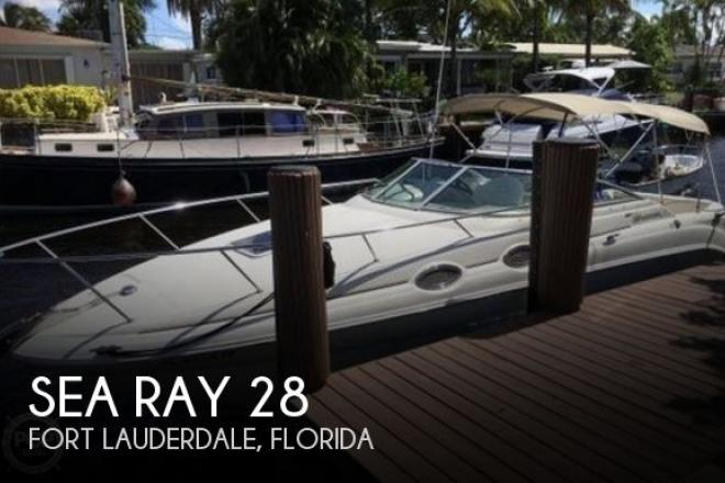 2002 Sea Ray 260 Sundancer - For Sale at Fort Lauderdale, FL 33331 - ID 127900