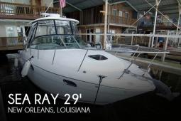 2009 Sea Ray Amberjack 290 Sport Cruiser 29