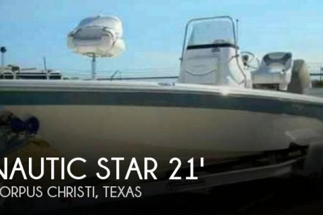 2014 Nautic Star 214 XTS SB - For Sale at Corpus Christi, TX 78401 - ID 98069