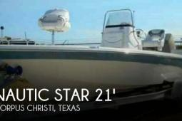2014 Nautic Star 214 XTS SB