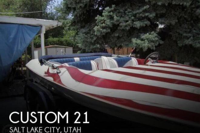 1976 Custom Built 21 Mach One - For Sale at Salt Lake City, UT 84102 - ID 127979