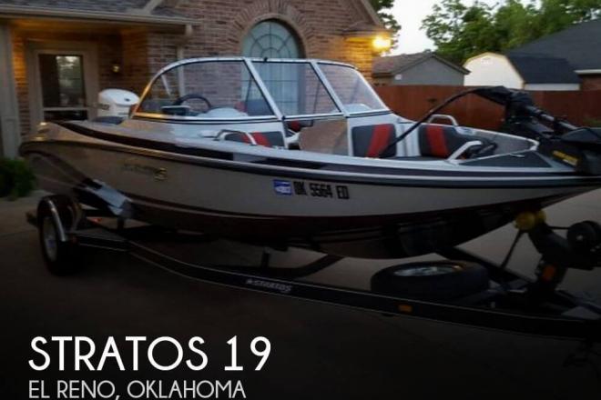 2016 Stratos 486SF - For Sale at El Reno, OK 73036 - ID 127980