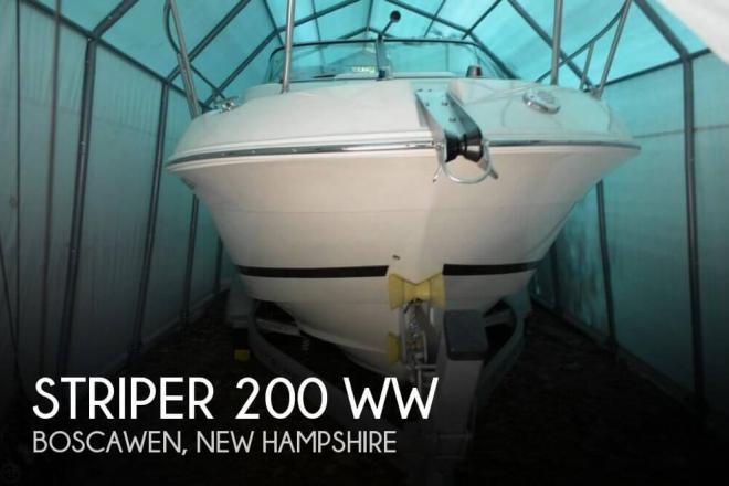 2015 Striper 200 WW - For Sale at Boscawen, NH 3303 - ID 126341