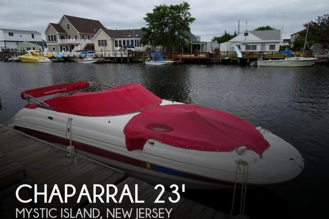 2000 Chaparral 232 Sunesta - For Sale at Tuckerton, NJ 8087 - ID 66773