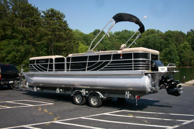 2010 South Bay 925 CR I/O - For Sale at Thomasville, NC 27360 - ID 128037
