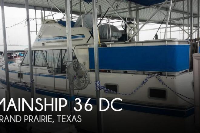 1985 Mainship 36 DC - For Sale at Grand Prairie, TX 75050 - ID 127548