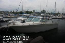 1994 Sea Ray 310 Amberjack