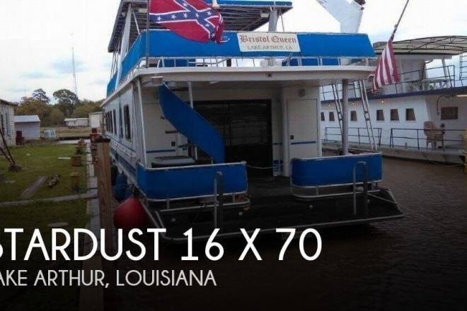 1997 Stardust 16 x 70 - For Sale at Lake Arthur, LA 70549 - ID 96668