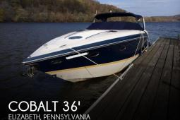 2005 Cobalt 360 Express Cruiser