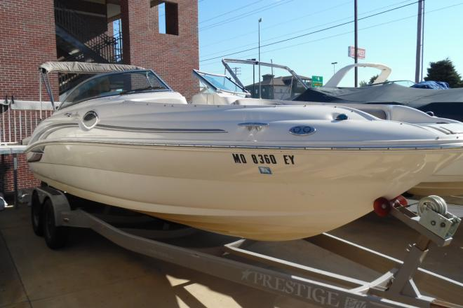 2003 Sea Ray 240 SunDeck - For Sale at Osage Beach, MO 65065 - ID 128186