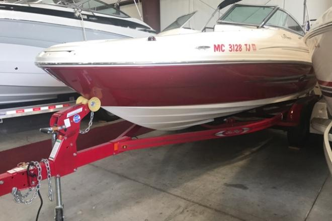 2011 Sea Ray 200 SUNDECK - For Sale at Grand Haven, MI 49417 - ID 127951