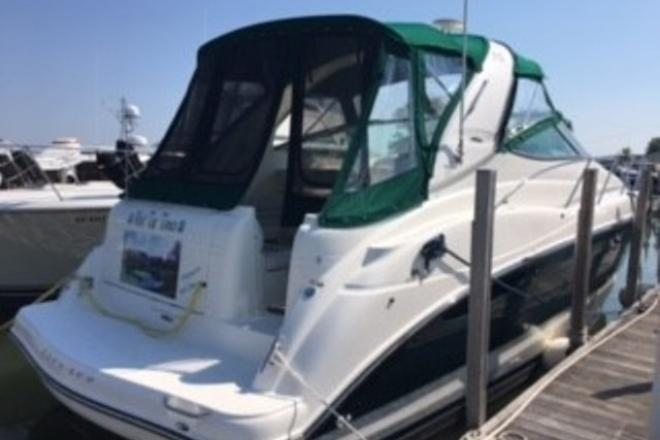 2001 Maxum 3500SCR - For Sale at Marblehead, OH 43440 - ID 128732