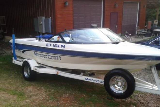 1998 Mastercraft Prostar 190 - For Sale at Charlotte, TN 37036 - ID 128809