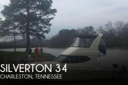 2005 Silverton 34