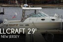 2001 Wellcraft Coastal 290