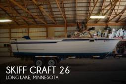1984 Skiff Craft X-260