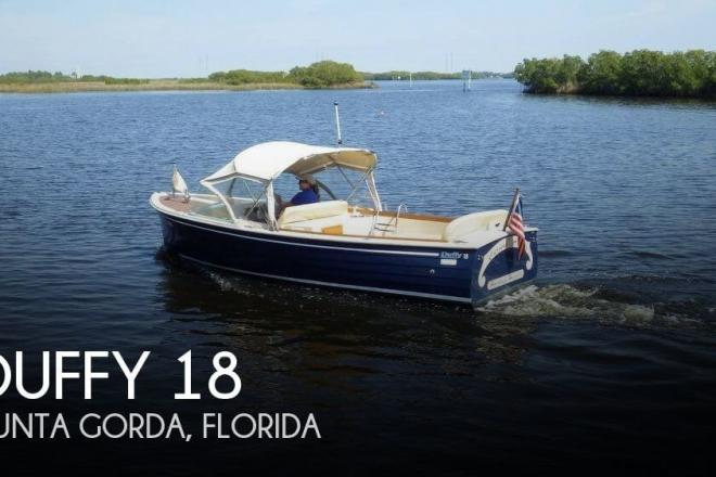 2009 Duffy 18 South Coast - For Sale at Punta Gorda, FL 33950 - ID 129012