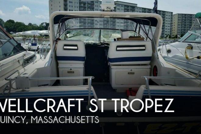1986 Wellcraft 3200 St Tropez - For Sale at Boston, MA 2112 - ID 129034