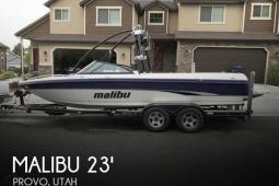 2002 Malibu 23 LSV Sunscape