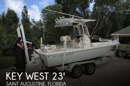 2014 Key West 230 Bay Reef