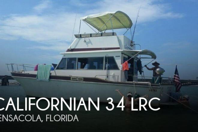 1983 Californian 34 LRC - For Sale at Pensacola, FL 32501 - ID 129083