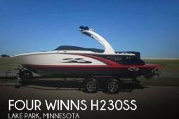 2014 Four Winns H230SS