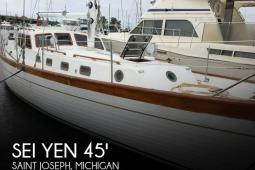 1981 Other 46 Pilothouse Sloop