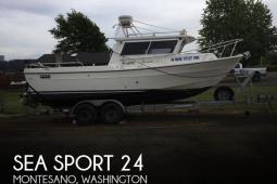 2001 Sea Sport 2400XL
