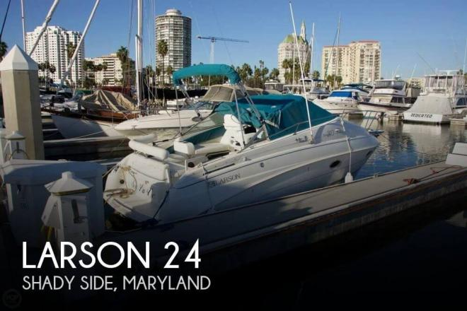 1994 Larson Hampton 240 - For Sale at Shady Side, MD 20764 - ID 129160