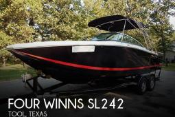 2012 Four Winns SL242
