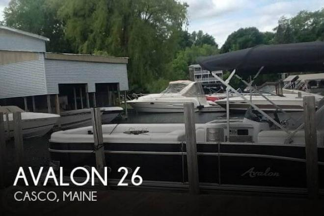 2014 Avalon 2685 Catalina Entertainer - For Sale at Canton, MA 2021 - ID 129179